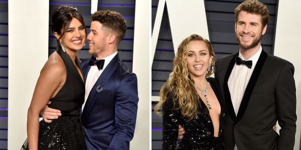 Priyanka Chopra 'Hopes' to Double Date With Husband Nick Jonas and His Ex Miley Cyrus: 'We Talked About It!'
