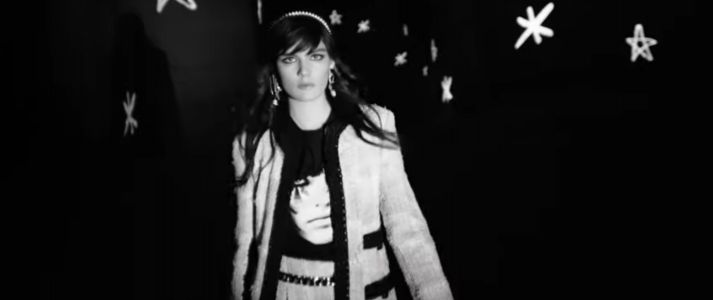 See Coco Chanel's Letter to Fashion in Chanel's Cruise Collection 2021/2022