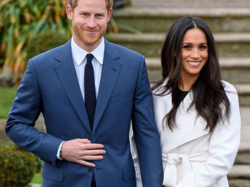 Prince Harry & Meghan Markle Will Share Their Anniversary With These Celebs