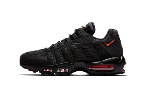 Nike Ornaments New Air Max 95 With Jewel Swoosh