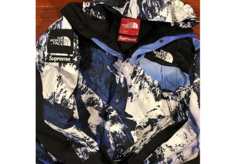 Round Two Is Selling an Unreleased Supreme x The North Face Jacket