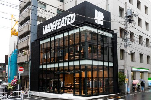 An Exclusive Look Inside UNDEFEATED's New Shibuya Store