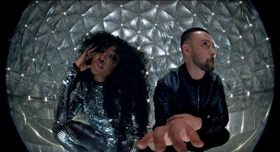 SZA has dropped a new song with Justin Timberlake, 'The Other Side'