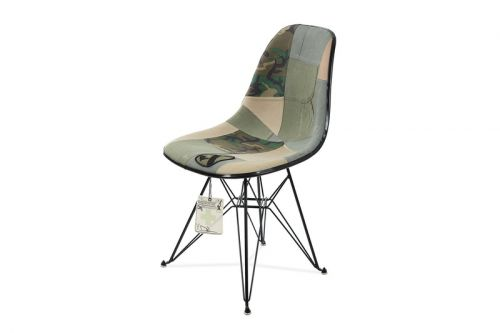 Modernica & DRx Romanelli Team up on a Limited-Edition Military Chair