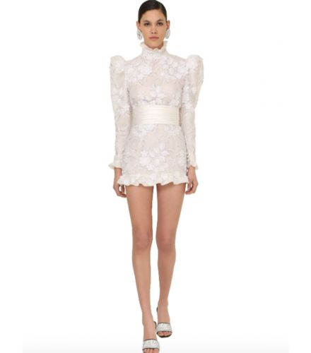 The 8 Coolest Brands For After-Party Bridal Dresses