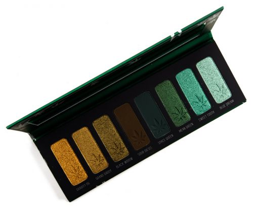 Melt Cosmetics Smoke Sessions Eyeshadow Palette Review & Swatches