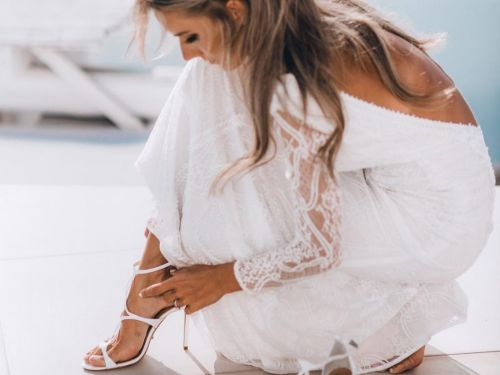 Comfortable Wedding Shoes Have Never Looked Chicer
