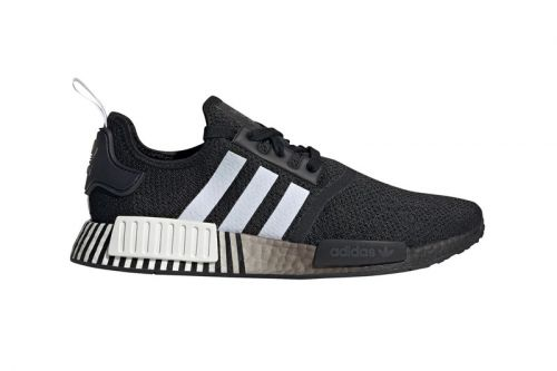 Adidas Dresses Its NMD R1 in a Gradient Monochrome Colorway