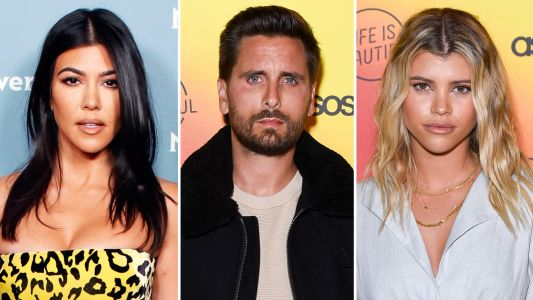Kourtney Is 'Most Proud' of Her Friendly Relationship With Scott Disick and Sofia Richie