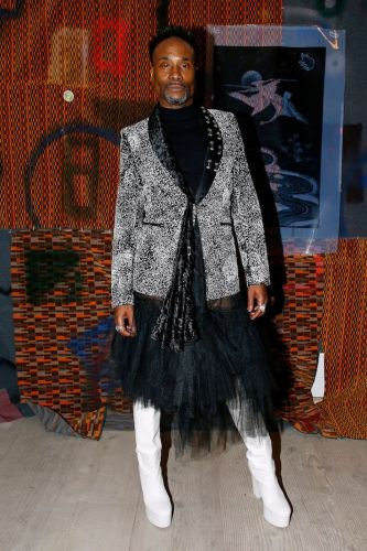Billy Porter Is the King of London Fashion Week Street Style-Full Stop