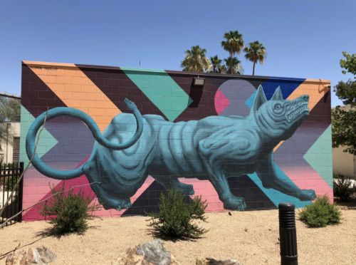 AN INSIDER'S GUIDE TO ART IN THE DESERT