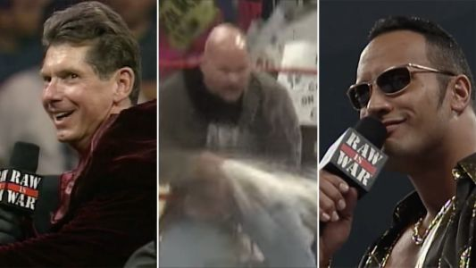 Stone Cold, The Rock, Stephanie's hijacked wedding: The 25 best Raw moments