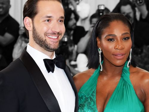 Of Course Serena Williams' Wedding Was Decorated With Tennis Trophies