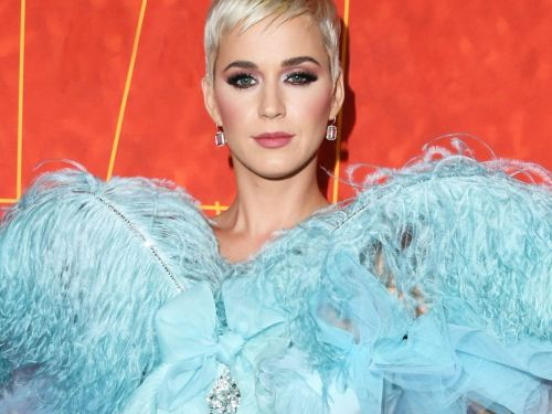 Katy Perry Is Unrecognizable On The Cover Of Paper Magazine