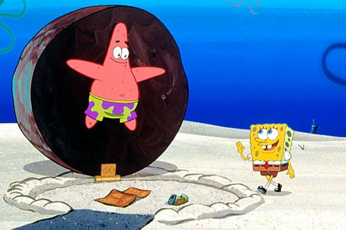 'SpongeBob SquarePants' spinoff series 'The Patrick Star Show' set at Nickelodeon