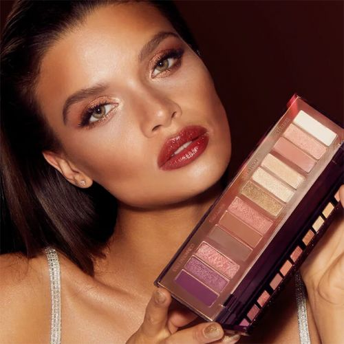 Charlotte Tilbury Stars in Your Eyes Eyeshadow Palette for Holiday 2018