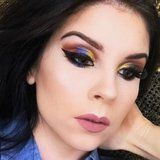 18 Electric Makeup Ideas Using Kat Von D's New Saint + Sinner Palette