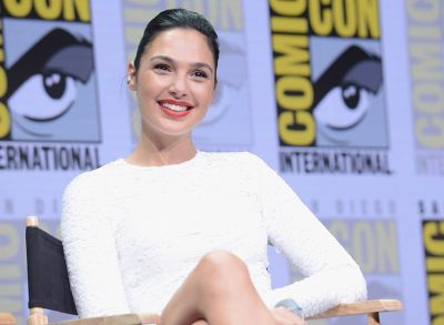 A Teary Girl at Comic Con Is All the Reason We Need for a Wonder Woman Sequel