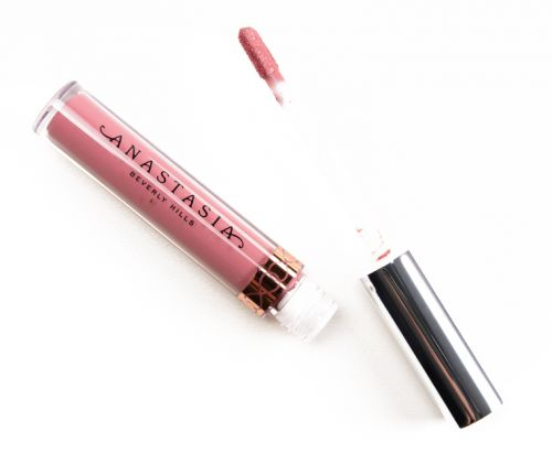Anastasia Rock Sand, Trouble, Starfish Liquid Lipsticks Reviews, Photos, Swatches