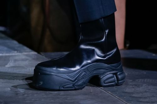 Adidas by Raf Simons SS19 Footwear Debuts Ozweego & Detroit Runner Hybrid Boots