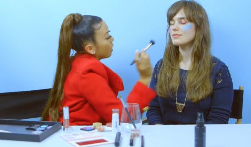 Watch Liane V Cultivate the Perfect Work Look. For Your Job at the Circus