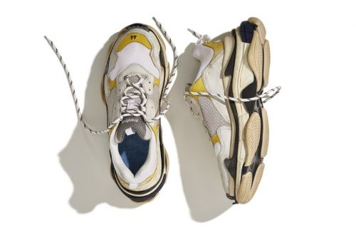 Balenciaga Teams up With Dover Street Market London on Triple S Exclusive