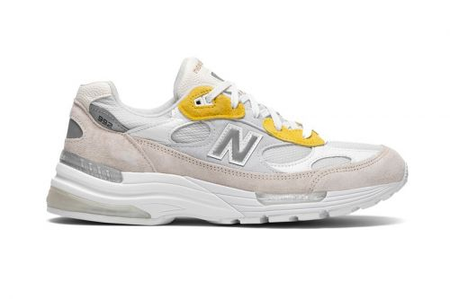 """Paperboy Paris' New Balance 992 """"Fried Egg"""" Receives a Global Release"""