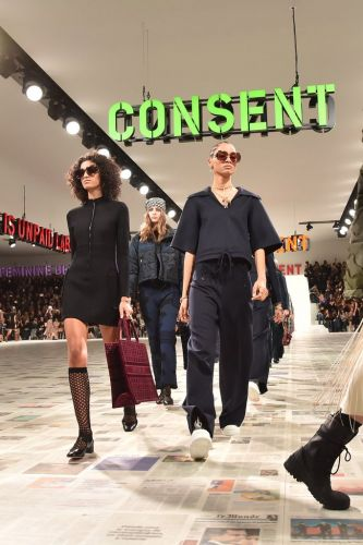 Dior's Latest Feminist Uniform Is Cool, But Who's Buying It?