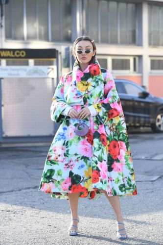 The Milan Fashion Week 2020 Street Style Is Truly Out of This World