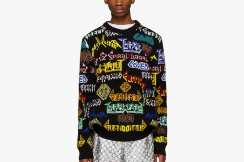 Gucci Drops Graphic Knit Sweaters Just In Time for the Holidays