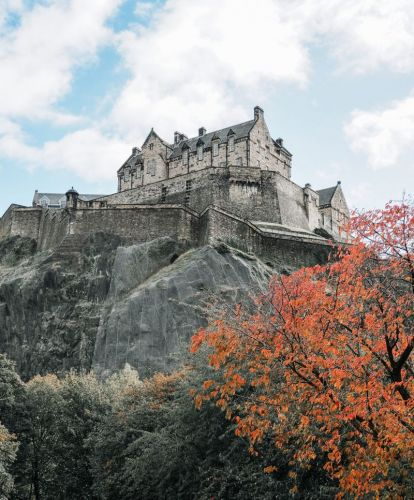 Where To Visit & What To Do In Edinburgh If You're A Harry Potter Fan