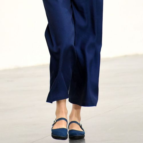 If You're Anti-Stilettos, You'll Relish in These 5 Flats Trends