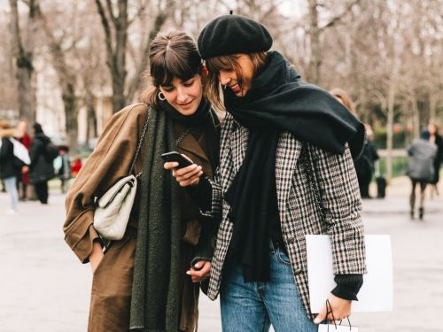 The Biggest Difference Between Parisian and American Winter Trends