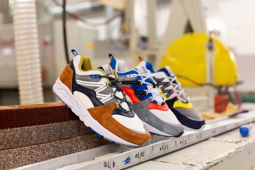 "Karhu Readies for the Colder Months Ahead With ""Cross-Country Ski"" Pack"