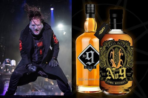 Heavy metal band Slipknot now has its own branded whiskies