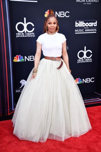 The Super Affordable Basic Janet Jackson Wore to The Billboard Music Awards