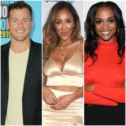 Bachelor Nation Reacts to Tayshia Adams as the New Bachelorette -Colton Underwood, Rachel Lindsay and More