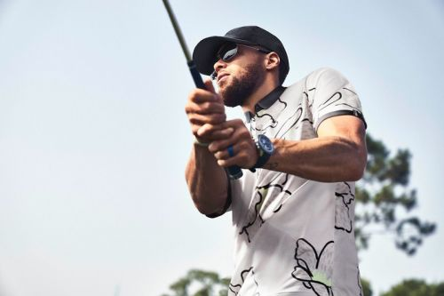 Steph Curry and Under Armour's Second Golf Collection