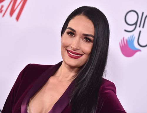 Pregnant Nikki Bella Gives a 30-Week Update, Including a Precious Moment With Baby in Utero