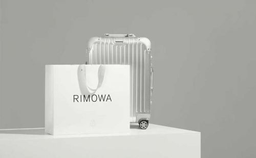 Rimowa celebrating anniversary with new visual identity