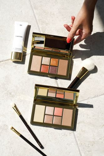 Tom Ford Shade and Illuminate Face + Eye Palettes - Rose Cashmere + Red Harness